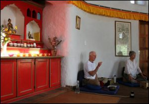 Rob Nairn, dharma and mindfulness teacher